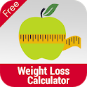 Weight Loss Calculator - BMI, & Calorie Calculator icon