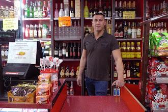 Photo: Kak Fryad, the owner of Polish shops, Luton 2016