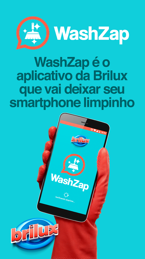 Brilux WashZap- screenshot