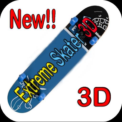 Extreme Skater 3D