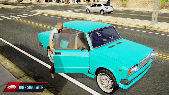 Driver Simulator Screenshot