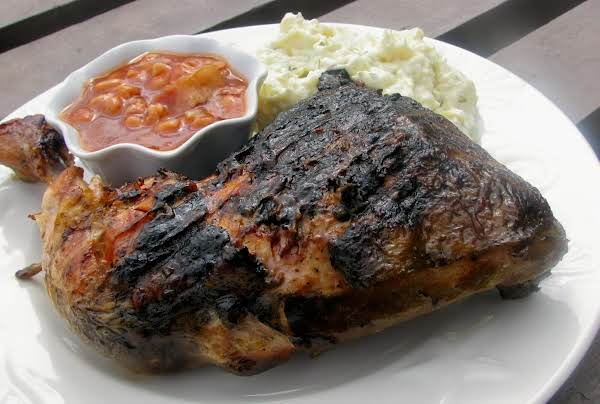 Memphis Barbecue Chicken