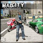 Mad City 2 Gangster life Icon