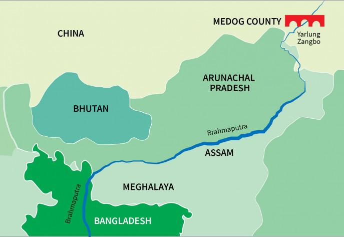 China dam on Brahmaputra won't be harmless if water not diverted | The  Business Standard