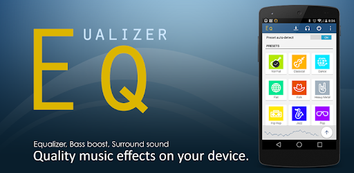 Equalizer – Apps no Google Play