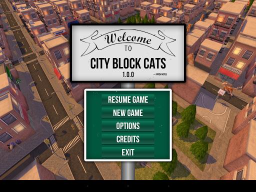 【免費模擬App】City Block Cats - Lite-APP點子