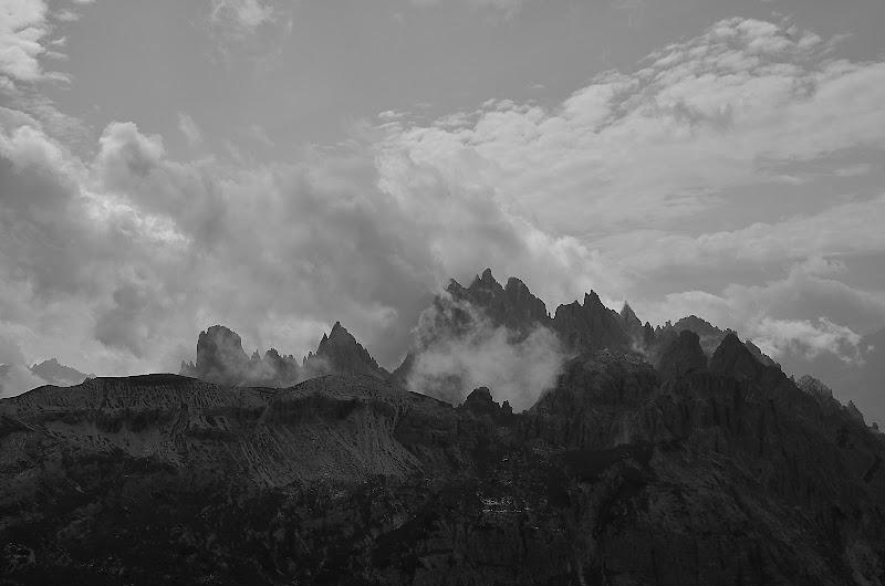 Le alte cime di Wilmanna