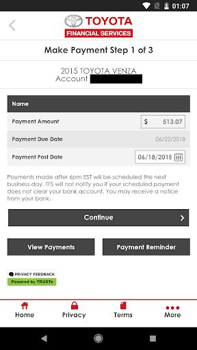 Toyota Financial Payment >> Download Mytfs Toyota Financial Apk Full Apksfull Com