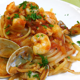Spicy Seafood Pasta Recipes