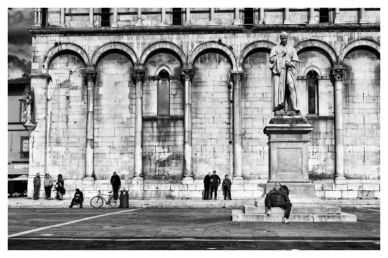 Piazza San Michele di bondell