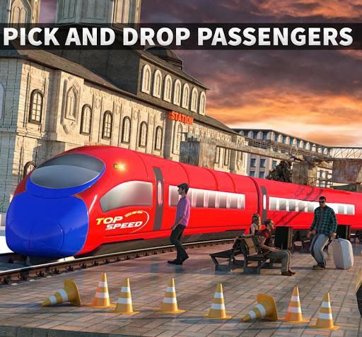 Real Train Driving Simulator: Railway Driver 2019  screenshots 18