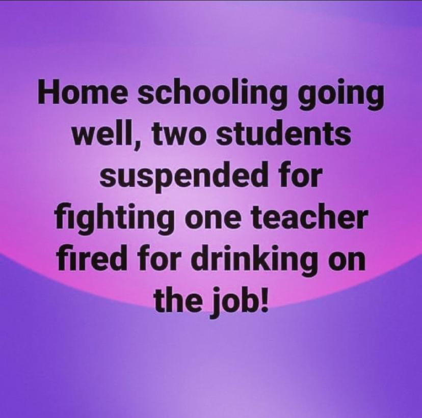 home school meme