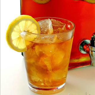 Old Fashioned Sun Tea.