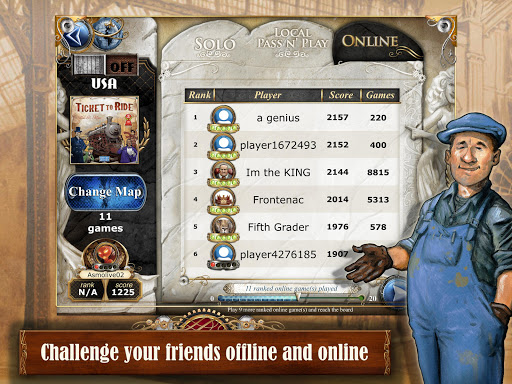 Download Ticket to Ride MOD APK 10