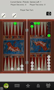 different versions of backgammon
