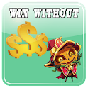 Win without money Castle Clash icon