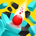 Bouncing Stack Ball Games: Drop Helix Blast Queue icon