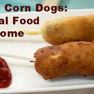 Gluten Free Corn Dogs – Carnival Food at Home