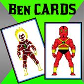 Ben Memory Cards Game