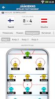Screenshot of LiveTulokset