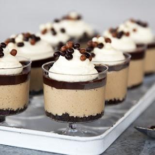 Mocha Chocolate Mousse Cake