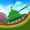 Army Tanks On Hills Mission: Armored Enemies Shoot icon