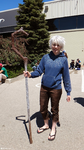 one of our anime north regulars in Toronto, Ontario, Canada