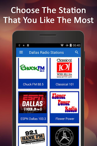 Dallas Radio Stations 1.2 screenshots 3