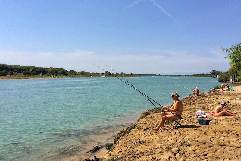 Pesca e sole = relax di GVatterioni