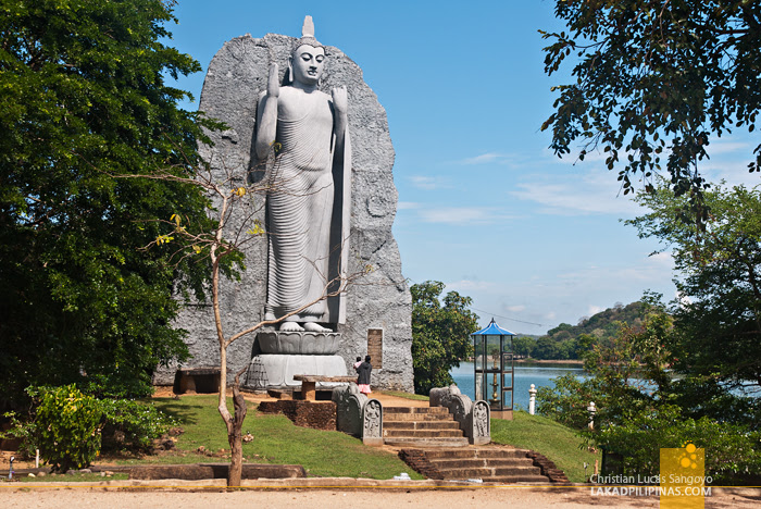 Polonnaruwa Ancient City Sri Lanka