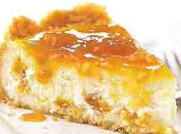 Awesome Apricot Cheesecake