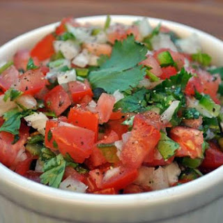 Cornmeal Crusted Tilapia With Pico De Gallo