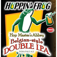 Logo of Hoppin' Frog Hop Master's Abbey Belgian-style Double IPA