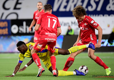 William Dutoit et Wout Faes évoquent la sérié dramatique du KV Ostende