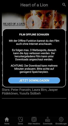 Netzkino - Filme kostenlos 2.6.8 screenshots 5