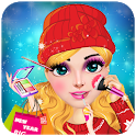 Cute Fashion Girl Birthday Party 2 : Dressup Game icon