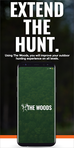 The Woods Hunting App - extend the hunt! 11.0 screenshots 1