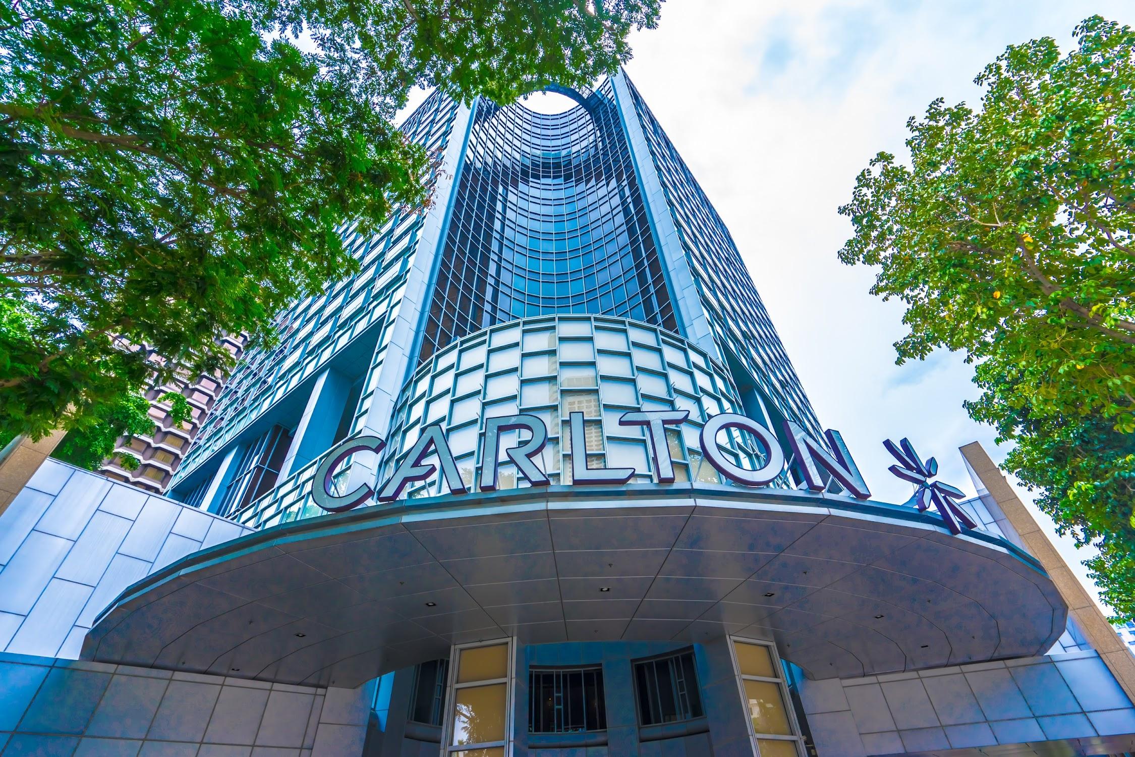 シンガポール カールトン・ホテル