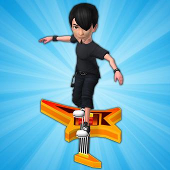 Surf Run 3D 🚆 🏃