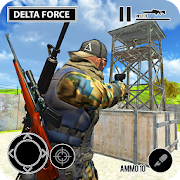 Delta Force Shooting Games MOD APK 1.1 (Unlimited Ammo)