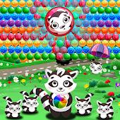 Tải Game Bubble Shooter Raccoon