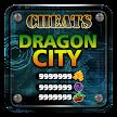 Cheat Free Gems: Dragon City 2017 Prank App Games APK