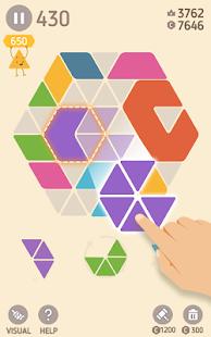 Make Hexa Puzzle - náhled