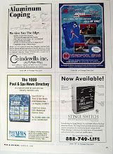 Photo: Lower right was an ad for the Stingl Switch.