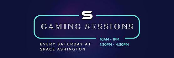 Saturday Minecraft & Gaming at Space