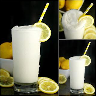Frosted Lemonade.