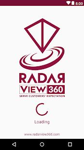 Radar View 360 - náhled