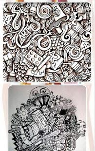 Doodle Designs - náhled