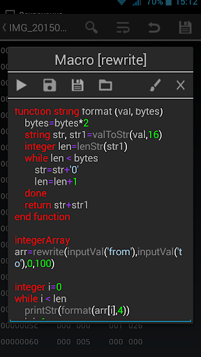 HEX Editor 2.8.3 Screenshots 4