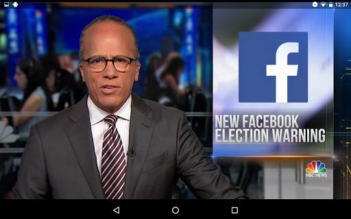NBC News screenshot 16